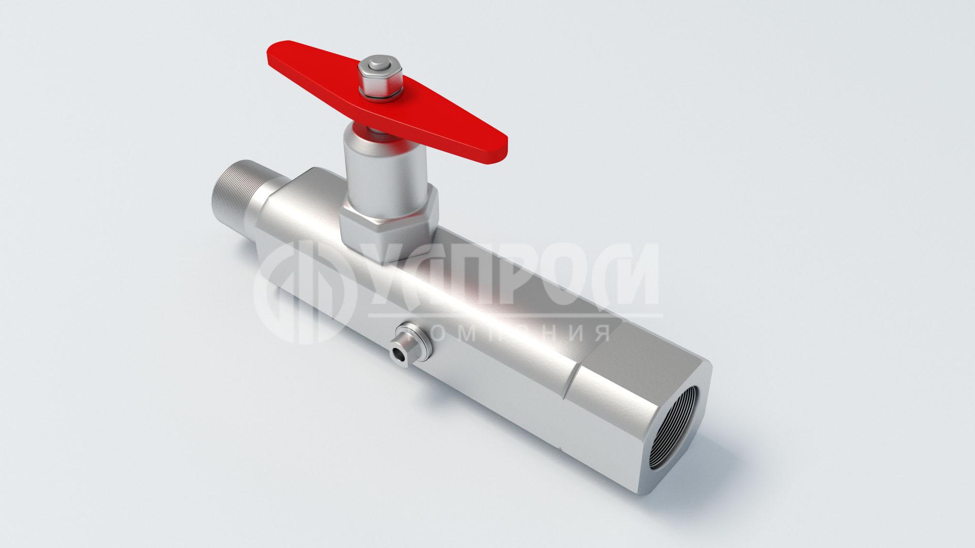 Вентиль с разделителем оборудование для добычи нефтии газа